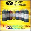 sublimation inkjet printing ink