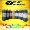 sublimation inkjet printing ink