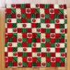 stock $0.3 printed thin cotton cheap Placemat