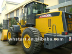 XCMG front end wheel loader price LW500F