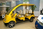 4 seats electric mini bus for tourist with CE certificate DN-4
