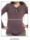 Fashion maternity tops/Nice maternity wear