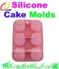 silicone cake molds for Christmas