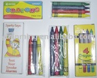color crayon set for children