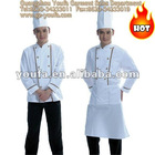 Supply the cook take kitchen work clothes kitchen clothing cook cap cooks apron