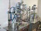 Professional air fresher spray filling machine