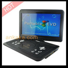 Portable HD 15 Inch DVD Player with Copy Capability & MP5 Function