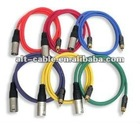 Audio XLR Male to RCA Male cable