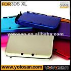 For Nintendo 3DS XL LL Aluminum Box Hard Metal Cover Case