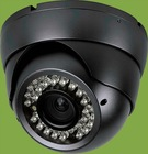 IR Vandal-proof Dome Camera with Sony/Sharp CCD/CMOS Image Sensor