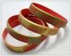 silicone bracelets/bangles/watches/bracelet
