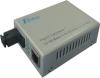 10,100M Single Mode Duplex Fiber Media Converter