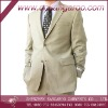2012 new style Khaki mens casual suits/two button suits/mens business suits/trendy suits