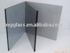 Light grey float glass