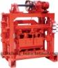 2500pcs/day hollow clay manual brick making machine