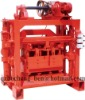 2500pcs/day hollow clay manual brick making machine