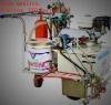 Hand-Push Cold Plastic Road Marking Machine