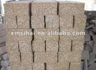 G682 cut granite stone cubes