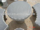 Polishd Garden Stone table