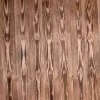 Carbonized Pine Wall Paneling