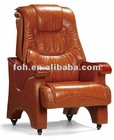 High end Executive Conference Chair Genuine Leather(FOHJZ-C102)