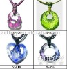 Crystal Fashion Pendant Necklace
