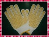 House hold Cotton Protective Gloves