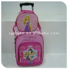 mickey mouse children bag,trolley children school bag
