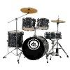 5pcs drum set