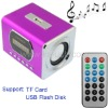 KD-SM01y Kaidaer Speaker Music Player Support TF card and USB Flash Disk