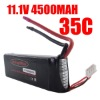 11.1V 4500mAh 30C RC LiPo Battery For Rc Trex 450 Helicopter