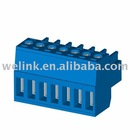 Terminal Connector, Pluggable Block,5.08mm.UL,ROHS