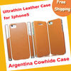 New arrival ultrathin cowhide case ,mobile phone case