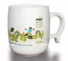 PLA cute thermal coffee mugs eco coffee cup(TPM001)
