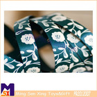 elegance flower customized printed ribbon