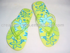 New women beach slipper with top quantity