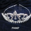 Bridal jewellery diamond crowns and tiaras