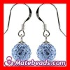 Fashion Diamond & Shamballa Earrings