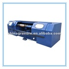 copper-plated gravure cylinder polishing machine