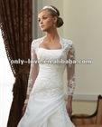 lace bridal jacket WB116