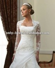 lace bridal jacket WB116