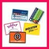 Paper Refrigerator Magnet Sticker