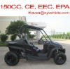 New 150cc Sports UTV with EEC and EPA