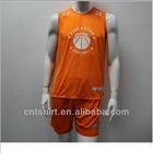 Custom new design cheap printing basketball logo tank top