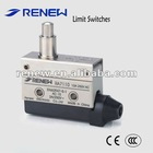 Push plunger type omron limit switch (Apply in light industry which need the strict protect and so on)