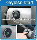 Keyless Go Car Alarm /Car Security Smart Start for TOYOTA