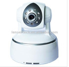 WIFI IP camera +1 year Warranty+H.264 with SD card(LS-530W)
