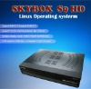 SKYBOX S9 HD MPEG4 H.264 CCcam SET TOP BOX