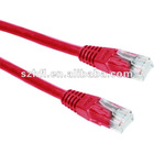 UTP Cat5e Cable Red