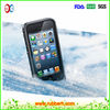 for apple iphone covers five water resistant case/cell phone/mobile phone cover